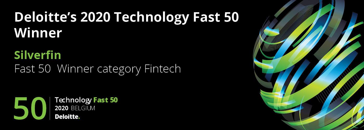 Fast 50 Deloitte Belgium Fintech
