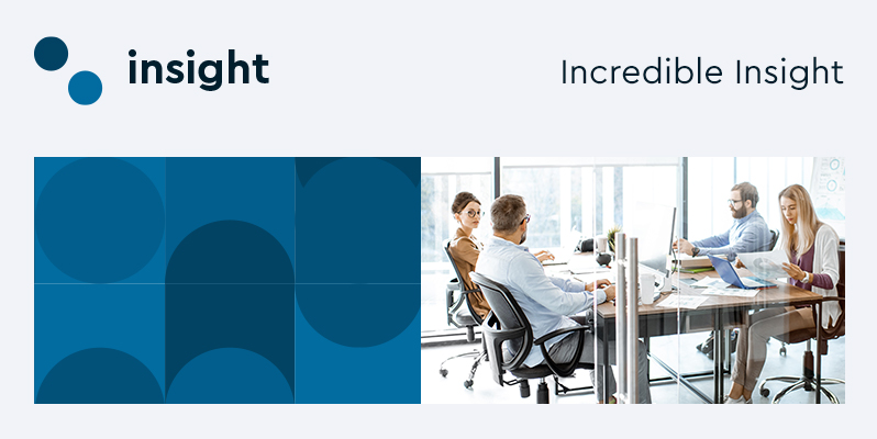 Group of people in a meeting room, unlock insight with Silverfin