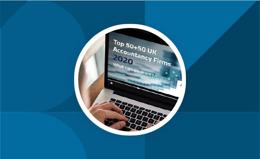 2020 Silverfin & Accountancy Age 50+50 Webinar