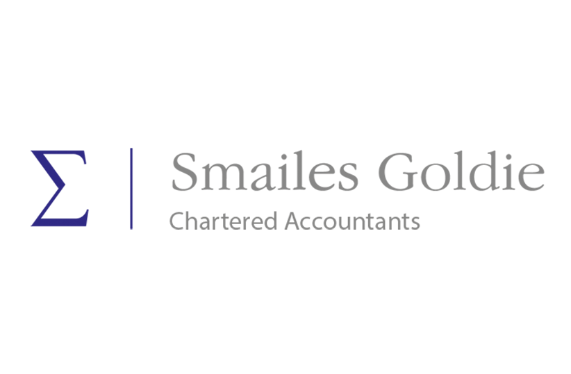 Smailies Goldie Group logo in colour