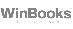 Integrations - winbooks Logo BW