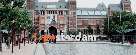 Silverfin in Amsterdam
